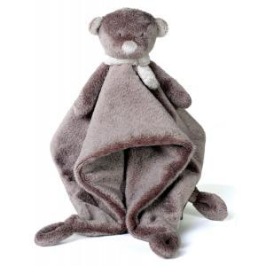 Dimpel - 882752 - Doudou ours Noann brun gris (199943)