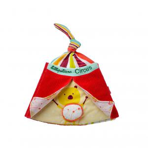 Lilliputiens - 86544 - Livre d'activités cirque (212586)