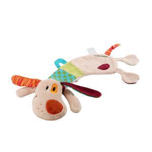 Lilliputiens - 86543 - Doudou marionnette Jef le chien (212610)