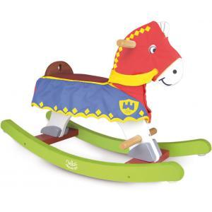 Vilac - 1108 - Perceval, cheval à bascule avec sa robe Vilac (216376)