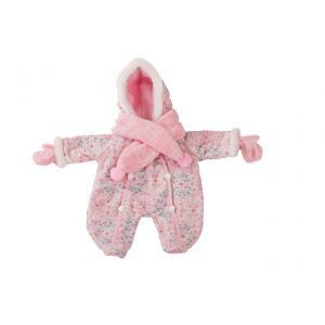 Gotz - 3402279 - Combinaison avec écharpe bébé pour bébés de 42-46cm (218750)