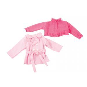 Gotz - 3402326 - Manteau et veste en tricot, 45-50 cm (218814)