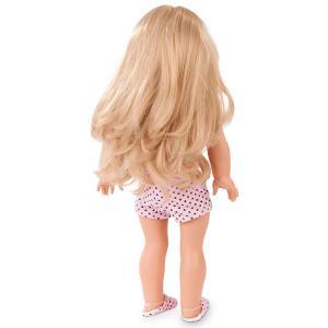 Gotz - 1490365 - Poupées 46 cm - Precious Day Jessica to dress, classic, cheveux blonds (218890)