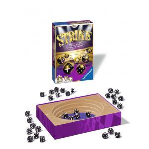 Ravensburger - 26572 - Jeux de société famille - Jeux d'ambiance -Strike (219540)