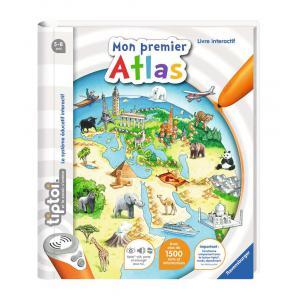 Ravensburger - 00628 - Jeux éducatifs Tiptoi - Mon premier Atlas (219764)