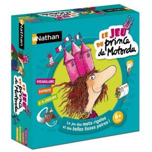 Nathan - 31499 - Le jeu du prince de Motordu (221326)