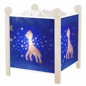 Trousselier - 4363W 12V - Lanterne Magique Sophie la girafe© Voie Lactée - Blanc 12V (225254)