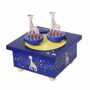 Trousselier - S95063 - Boite à Musique Dancing Sophie la Girafe© Voie Lactée (225328)