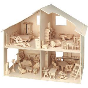 Pebaro - 880 - Maison de poupées avec accessoires 40x37 cm (238698)