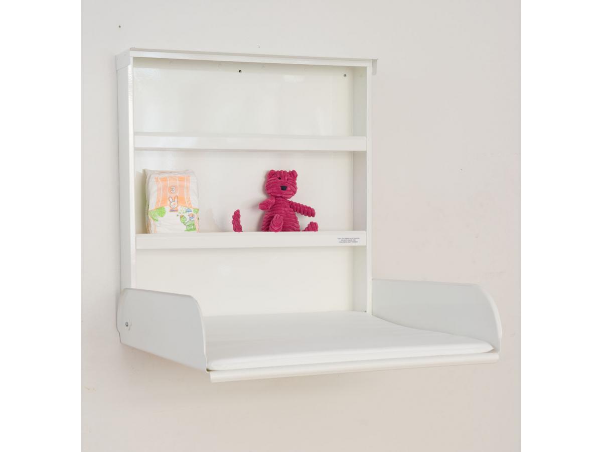 bybo design table langer murale fifi blanche. Black Bedroom Furniture Sets. Home Design Ideas