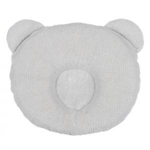 Candide - 273610 - Coussin de tête P'tit panda gris (262890)