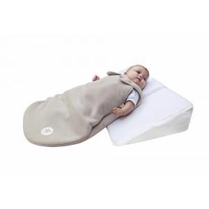 Candide - 103614 - Douillette naissance cache cœur gris -  pack (262918)