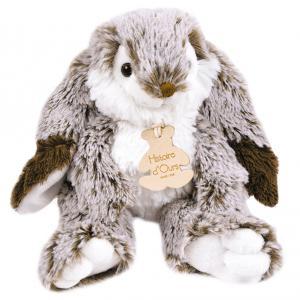 Histoire d'ours - HO2296 - Lapin marius - taille 20 cm - boîte cadeau (262948)