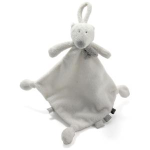 Dimpel - 883194 - P'timo doudou bébé ours polaire attache-tétine - blanc (264710)