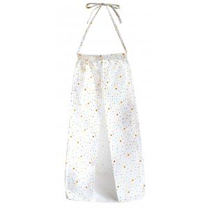 Trousselier - V30151 - Range Pyjama - Porte Couches  Etoiles - 25 x 25 x 55 Cm (264826)