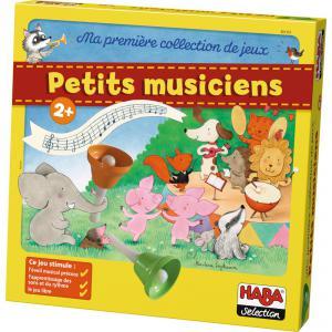 Haba - 301351 - Ma première collection de jeux – Petits musiciens (265804)