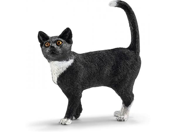 Grise Enfants Tablier chats visage cat1