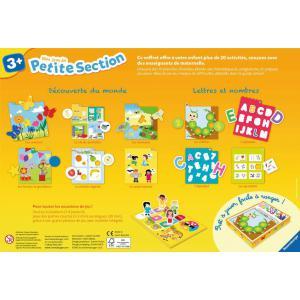 Ravensburger - 24522 - Jeux éducatifs - Mes jeux de petite section - 3 ans + (273662)