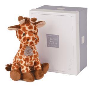 Histoire d'ours - HO2451 - Girafe petit modèle - 25 cm - boîte cadeau (274170)