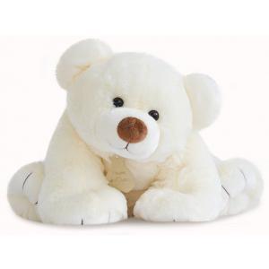 Histoire d'ours - HO2521 - Gros'ours 65 cm - écru (274186)