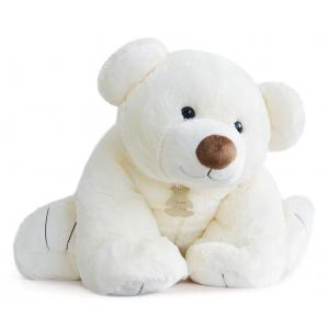 Histoire d'ours - HO2522 - Collection Les Ours - GROS'OURS 90 cm - Ecru (274188)