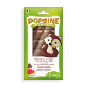 Sentosphère - 2602 - Recharge éco-moulage Popsine chocolat noir 110 g (274286)