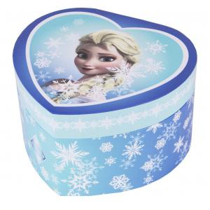 Trousselier - S30430 - Grand Cœur Musical Elsa - la Reine des Neiges (275700)