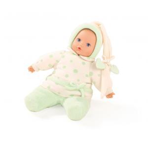 Gotz - 1591119 - Bébé 33 cm - Baby Pure, Äpfelchen, 33 cm (277644)