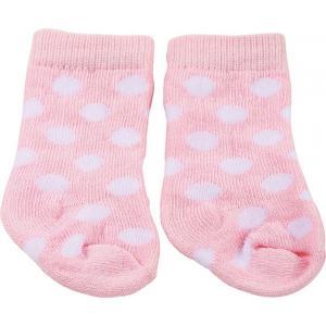 Gotz - 3402530 - Chaussette, spots on pink, 42 a 46 cm (277924)