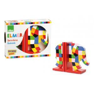 Vilac - 5924 - Serre-livres Elmer - à partir de 1+ (280970)