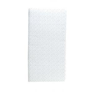 Candide - 560261 - Matelas de voyage polyester coton blanc/étoiles (284358)