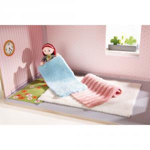 Haba - 300499 - Little Friends – Accessoires pour maison de poupée Tapis (284988)