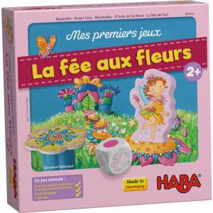 Haba - 301613 - Mes premiers jeux – La fée aux fleurs (285264)
