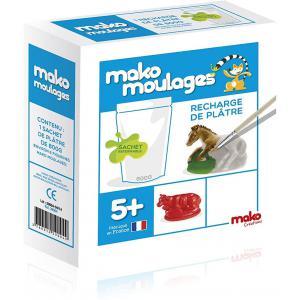 Mako moulages - 39004 - Création poterie Recharge plâtre 800g (294450)
