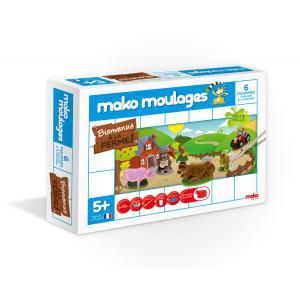 Mako moulages - 39011 - Mako moulages
