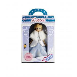 Lottie - LT003 - Mini poupée Lottie - Snow Queen 23x6x16cm (299464)