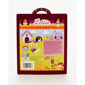 Lottie - LT011 - Chien Biscuit le Beagle Lottie et ses accessoires 22x4x16,5cm (299474)