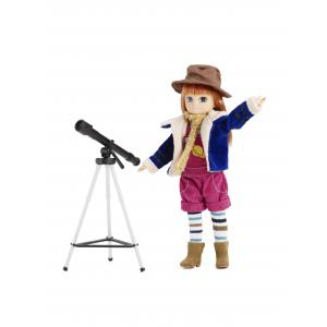 Lottie - LT052 - Mini poupée Lottie observe les étoiles - Stargazer 23x6x16cm (299514)