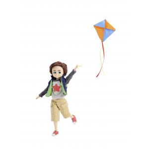 Lottie - LT064 - Mini poupée Lottie Kite Flyer 23x6x16cm (299530)