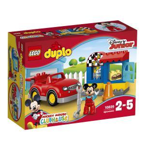 Lego - 10829 - L'atelier de Mickey (303532)
