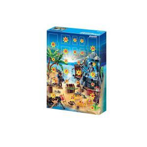 Playmobil - 6625 - Calendrier de l'Avent 'Ile des pirates' (304368)
