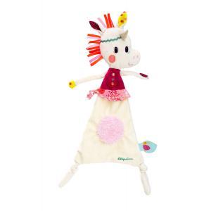 Lilliputiens - 86801 - Doudou Louise la licorne (305356)