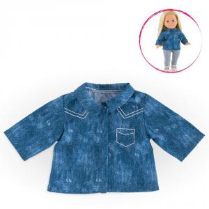 Corolle - DPB78 - Mc chemise bleue - taille 36 cm à partir de 4+ (305510)