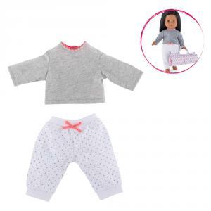 Corolle - DJH41 - Mc pyjama 2 pièces - taille 36 cm à partir de 4+ (305550)