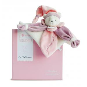 Doudou et compagnie - DC2920 - Collector ours rose (305764)