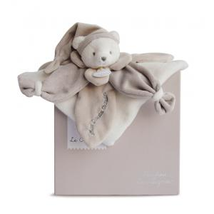 Doudou et compagnie - DC2922 - Collector ours taupe - 24 cm (305768)
