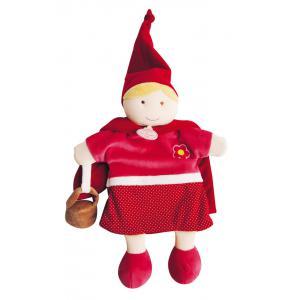 Doudou et compagnie - DC2884 - Marionnette conte petit chaperon rouge (305822)
