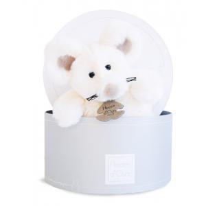 Histoire d'ours - HO2578 - Boulidoux - souris moyen modèle - 25 cm - boîte cadeau (305950)