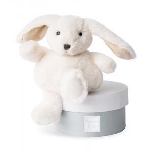 Histoire d'ours - HO2580 - Boulidoux - lapin moyen modèle - 25 cm - boîte cadeau (305956)
