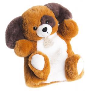 Histoire d'ours - HO2599 - Douce marionnette - chien - 25 cm (306128)